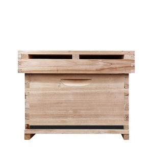 Beekeeping 7 frames Simplex fir wooden bee hive for sale