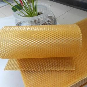 Beekeeping European beeswax foundation sheets