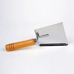 Beekeeping supplies stainless steel pollen shovel