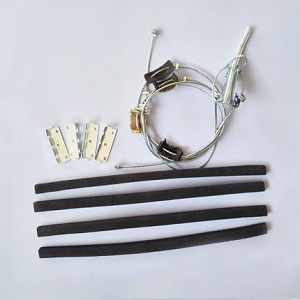 Beekeeping supplies stainless steel wire beehive connectors fasteners