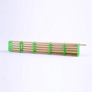 Beekeeping tools supplies lengthen bamboo queen bee cage