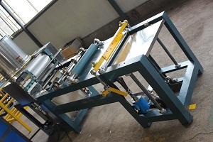 Cheap price automatic beeswax foundation machine