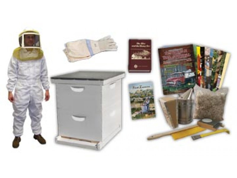 beekeeping equipment for beginner beekeeper