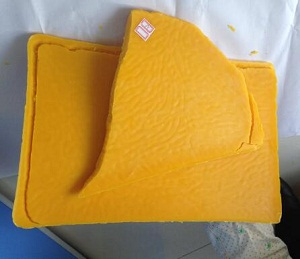 100% pure natural beeswax
