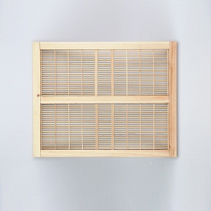 Beekeeping supplies bamboo bee queen excluder for sale